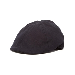 Born To Love Ivy Cap - Black Herringbone